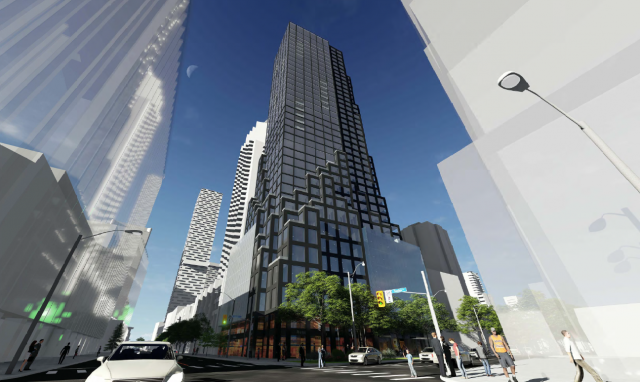 2161 Yonge Street, Tribute Communities, Graziani + Corazza Architects, Toronto