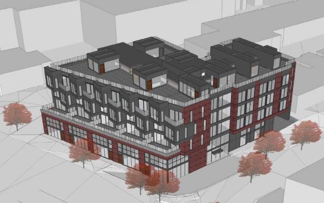 406 Keele Street, Block Developments, RAW Design, Toronto