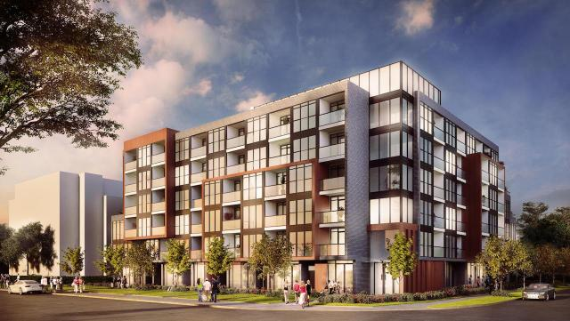 King's Park Condominiums, LJM Developments, RAW Design, Stoney Creek