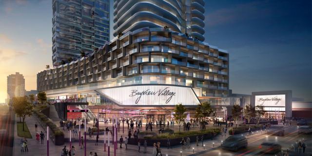 Bayview Village Redevelopment, Quadreal, bcIMC, Hariri Pontarini, Dialog, Toronto