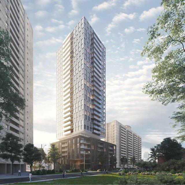 265 Balliol, Park Property Management, Quadrangle, Toronto