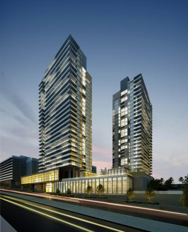 Discovery at Concord Park Place in North York by Concord Adex