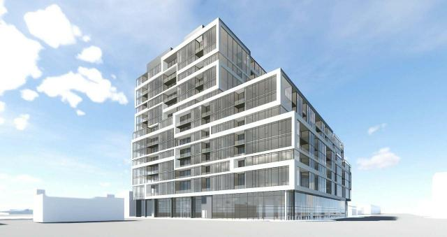 859 The Queensway, designed by Teeple Architects for First Avenue Properties and Latch Developments