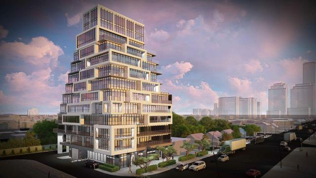 145 Sheppard Avenue East, Zentil Property Management, Graziani + Corazza Architects, Toronto