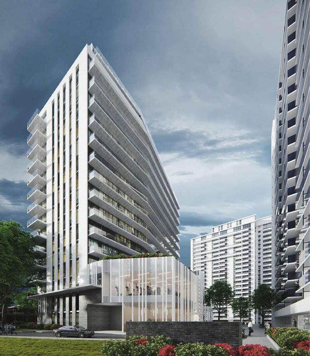 141 Davisville Avenue, CAPREIT, Quadrangle, Toronto