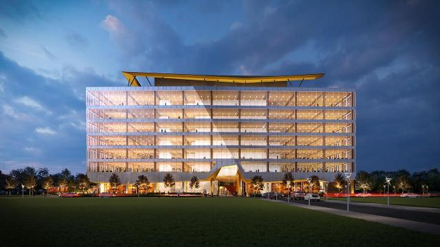 77 WADE, designed by by Bogdan Newman Caranci Inc. for Next and Fiera, Toronto