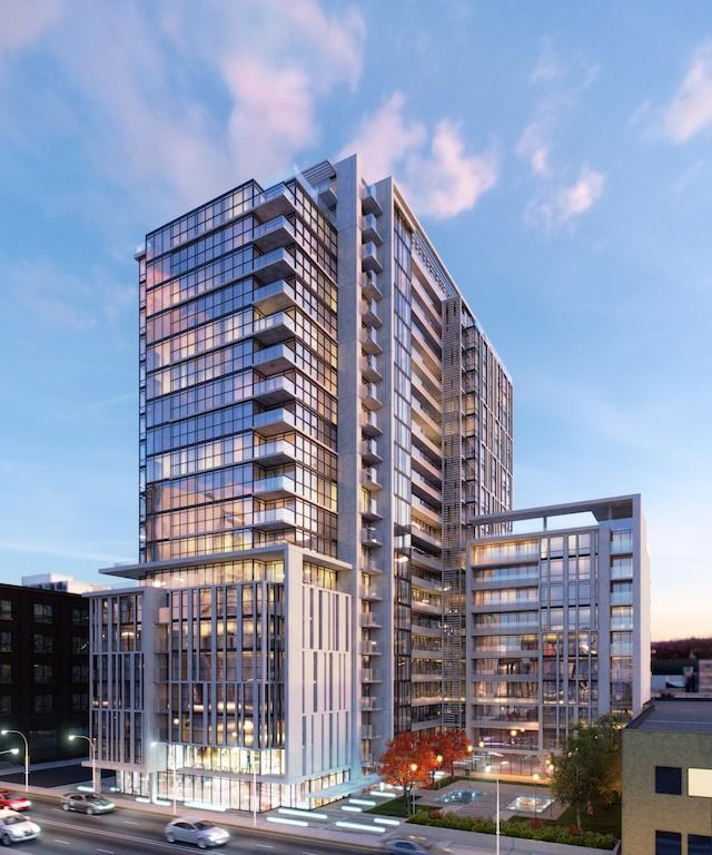 Ivory on adelaide urban toronto for Architecture firms adelaide