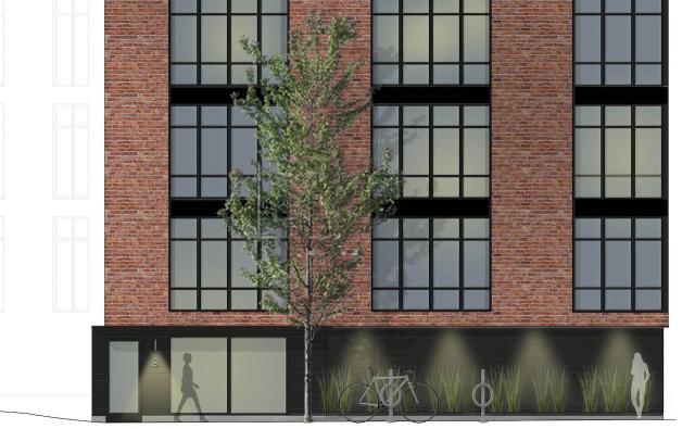 8 De Grassi Street, Percy Ellis, Brander Architects, Toronto