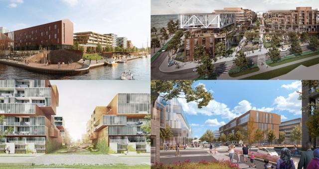 Hamilton: Pier 8 Redevelopment