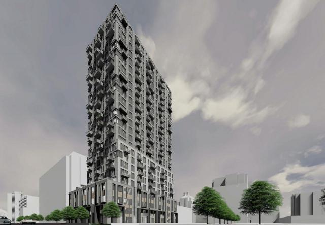 155 Balliol Street, Toronto, Amelin Property Management, Kirkor Architects