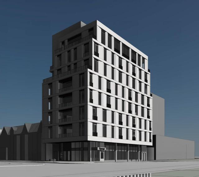 121 Avenue Road, Zinc Developments, Cumulus Architects, Toronto