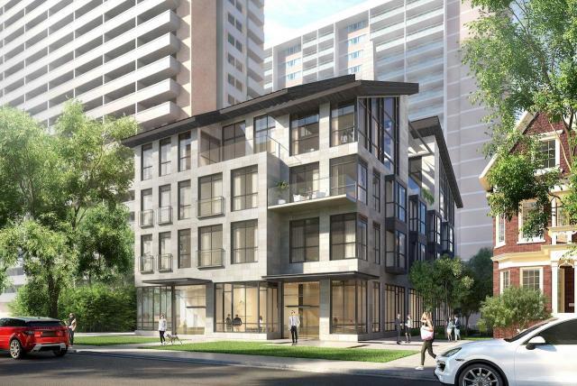 33 Isabella Street, Toronto, IBI Group, Cromwell Property Management