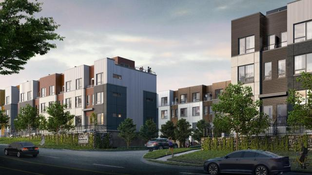 Ironwood Towns, Oshawa, Podium Developments, Building Capital