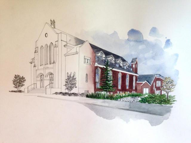 St. Leslieville Church Lofts, Lifestyle Custom Homes, dcdc Developments, Van Elslander + Associates Architects, Toronto