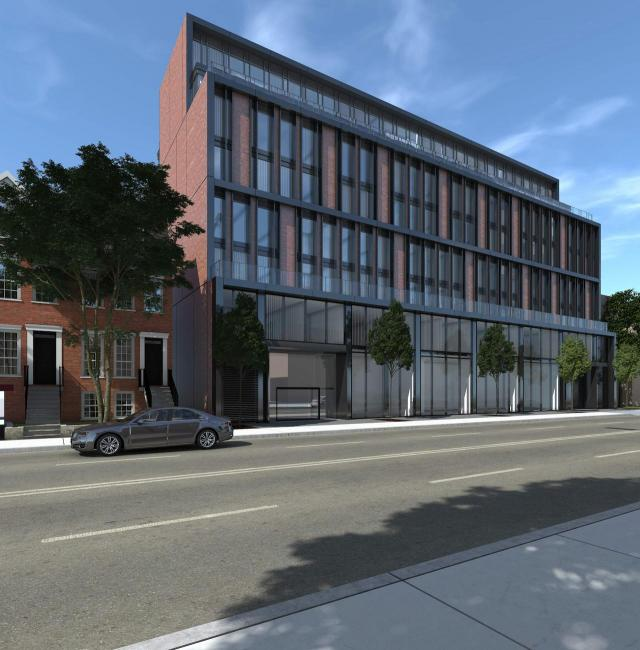 1410 Bayview, Toronto, designed by architectsAlliance for Gairloch