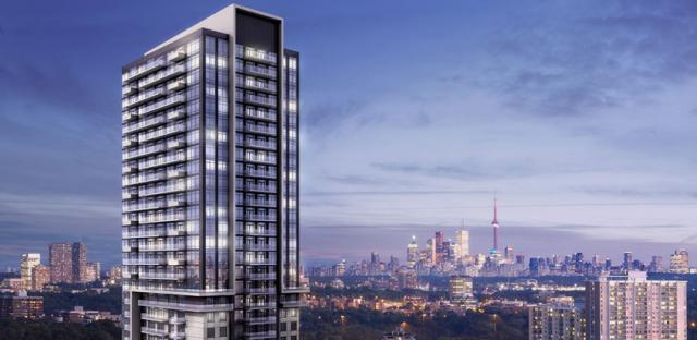 Alto at Atria Condos Toronto by Tridel, Dorsay and Turner Fleischer Architects