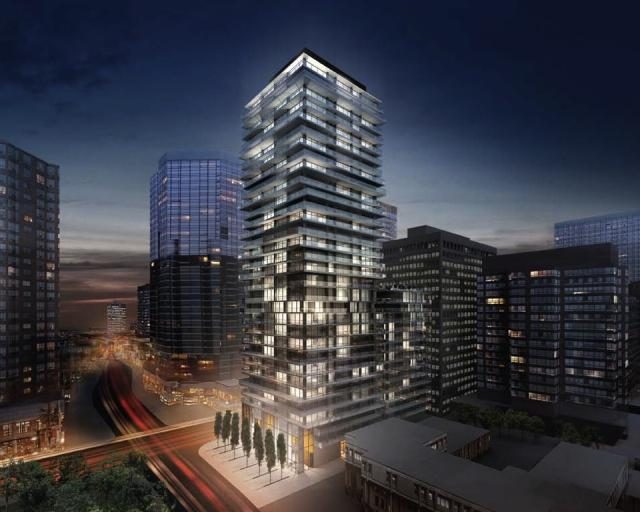 1Thousand Bay Street condos Toronto by Cresford Developments and aA