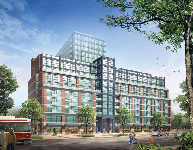 Project rendering for the Bohemian Embassy, courtesy of the Pemberton Group