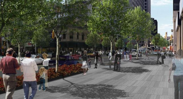Bloor Street Revitalization, image from architectsAlliance