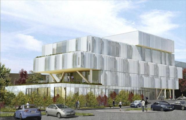 Terrence Donnelly Health Sciences Complex at University of Toronto Mississauga by Kongats Architects