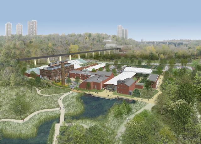 Evergreen Brick Works Toronto by Evergreen and Diamond +Schmitt Architects