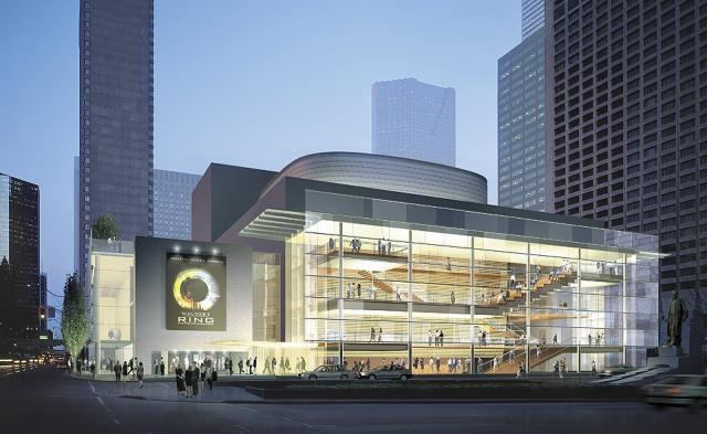 Four Seasons Centre for the Performing Arts, designed by Diamond Schmitt Architects