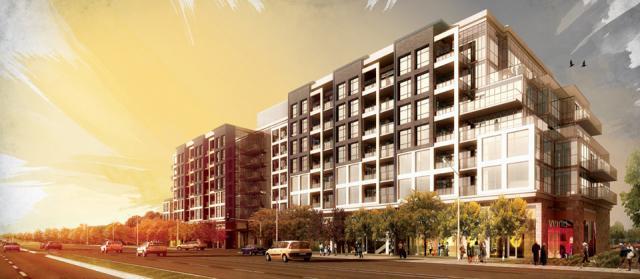 TAO Condominiums in Richmond Hill by SigNature Communities, Graziani + Corazza