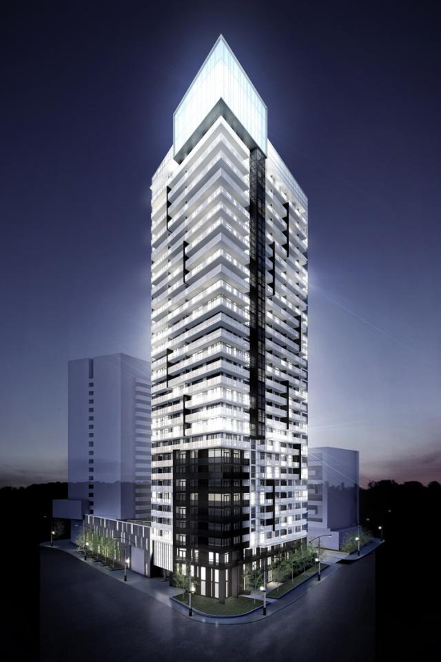 Lumen at Concord CityPlace by Concord Adex. Architecture by RAW Design.