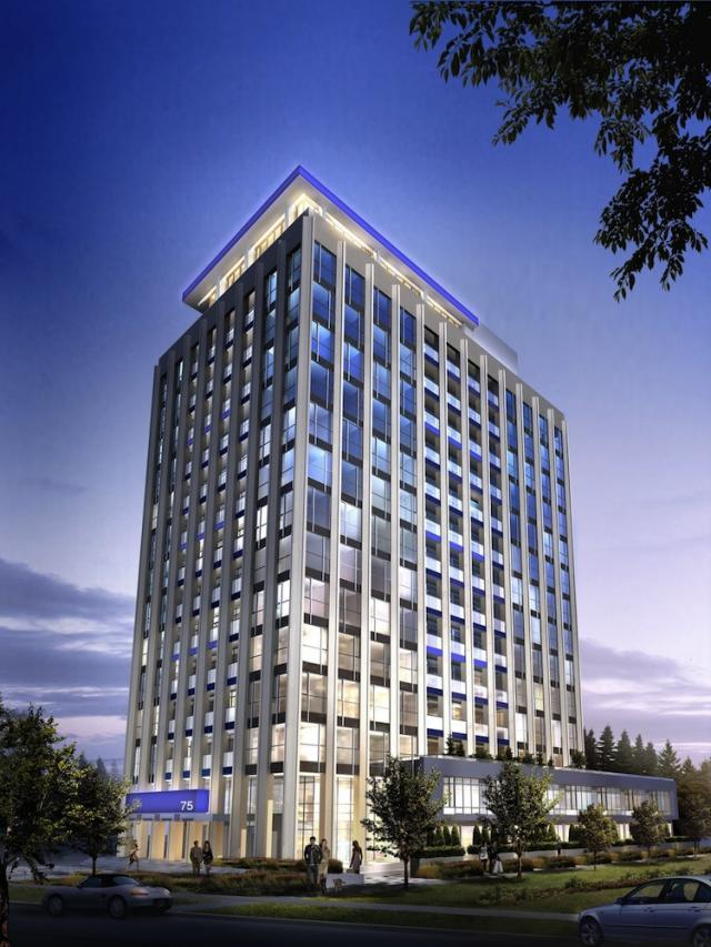 Liv Lofts at the Shops at Don Mills by Fram Building Group and Cadillac Fairview