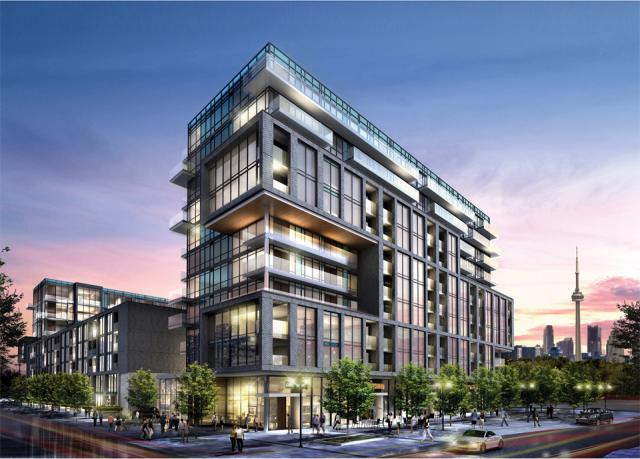 Canary District Condominiums: Kuwabara Payne McKenna Blumberg Architects for DundeeKilmer Integrated Design Team