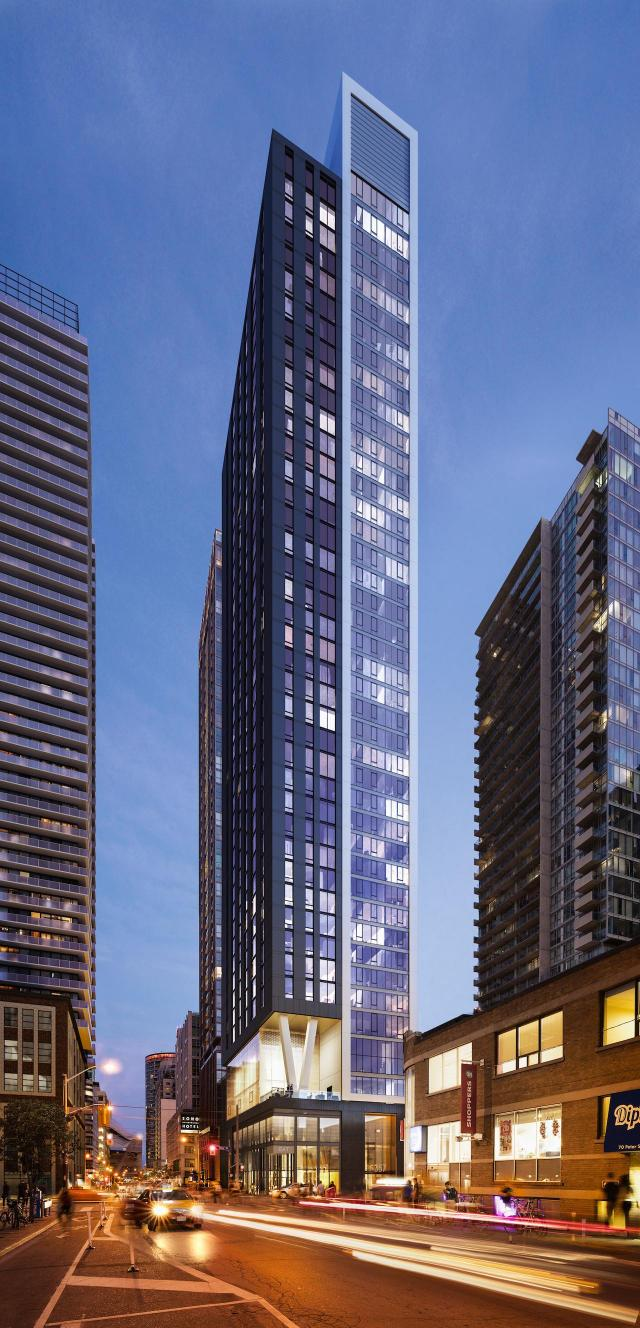 357 King West, Great Gulf, Quadrangle, Toronto