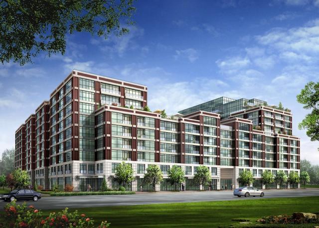 Gramercy Park Condominiums, image courtesy of Malibu Investments