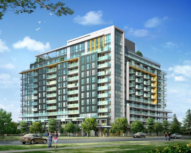 Cloud9 Condominiums, by Richmond Architects for Lash Developments