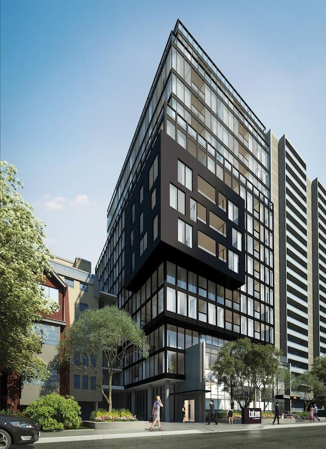 Totem Condos, image courtesy of Worsley Urban Partners