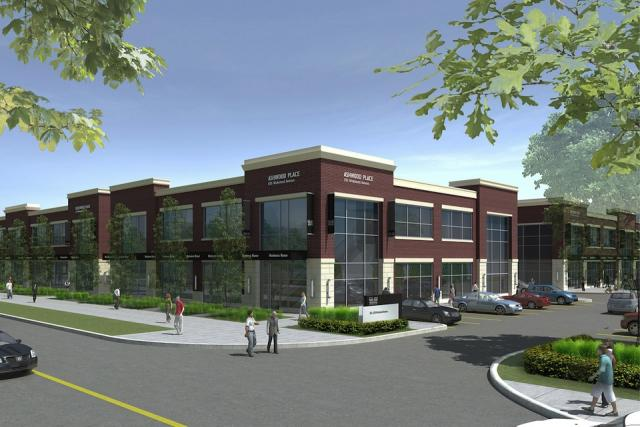 Wicksteed Business Park by The Rockport Group in Toronto's Leaside area