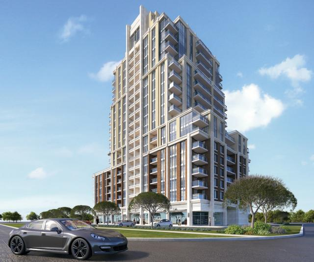 The Mark condos, Markham, by Empire Communities and Pace Developments