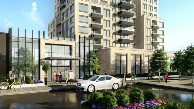 28-storey third tower at West Village Etobicoke, Kirkor Architects, Tridel, Toronto