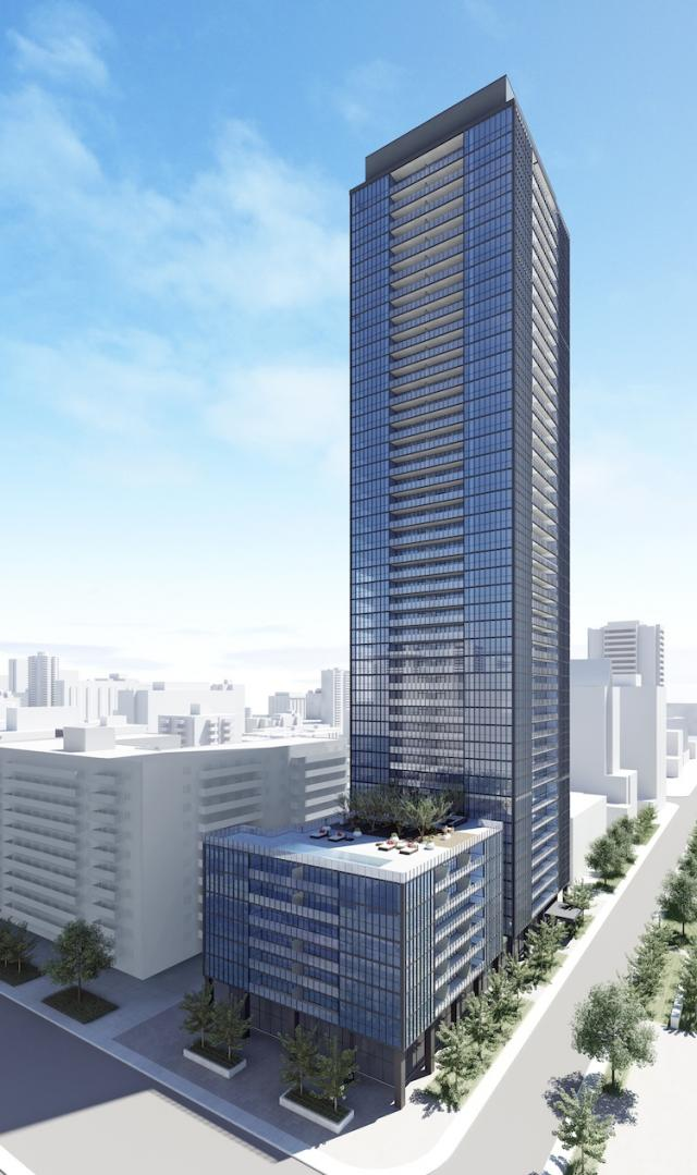 X2 Condos, image courtesy of Great Gulf Homes and Lifetime Developments