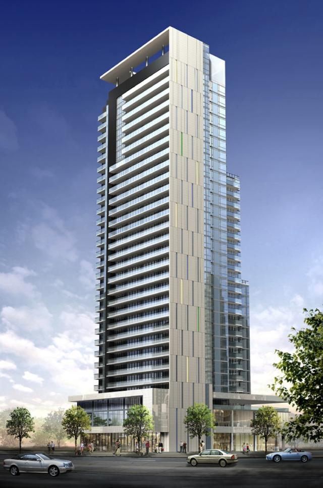Lumiere Condominiums Toronto by Menkes and Lifetime Developments