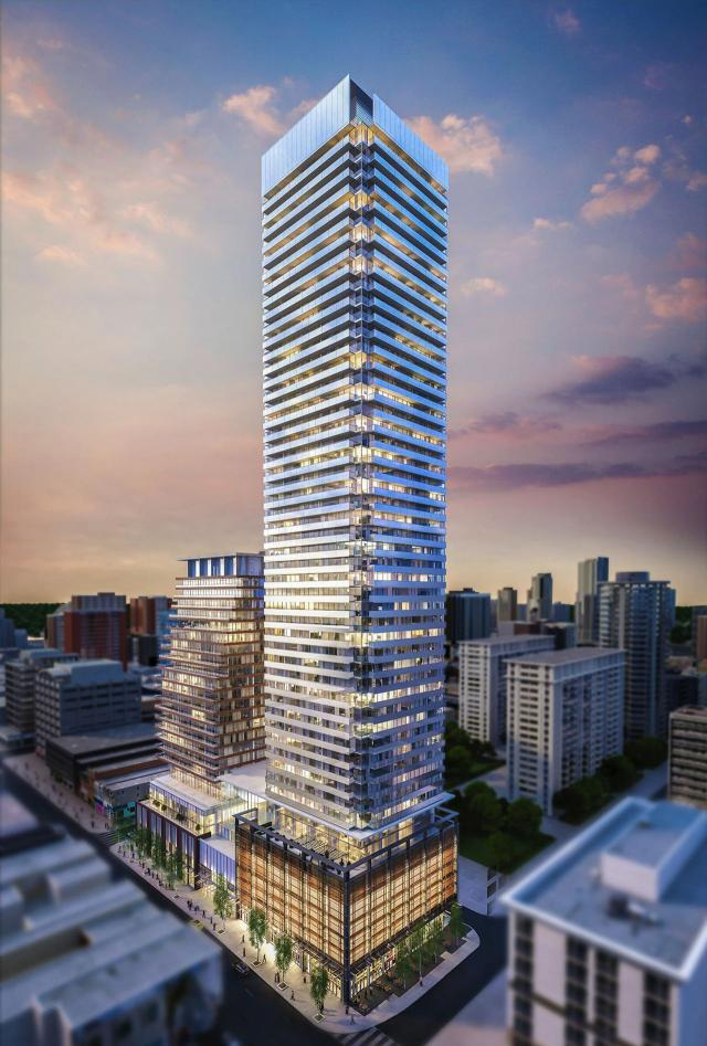 Teahouse 501 Yonge Condos by architectsAlliance for Lanterra Developments
