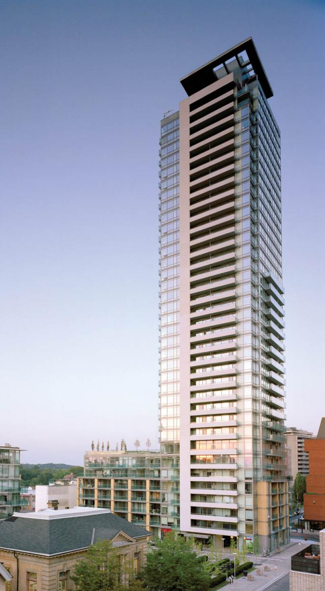 18 Yorkville Condos by Great Gulf Homes and Architects Alliance