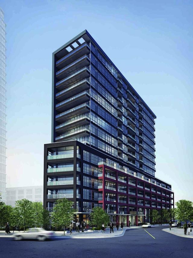 LTD Condos by Mailbu Investments, RAW and Quadrangle