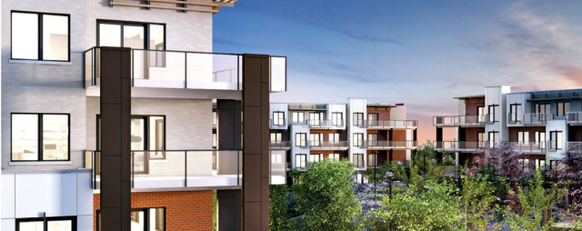 Hot Condominiums by Great Gulf Homes and Quadrangle Architects