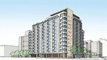 The East Yorker Condo Toronto by Neighbourhood Concepts