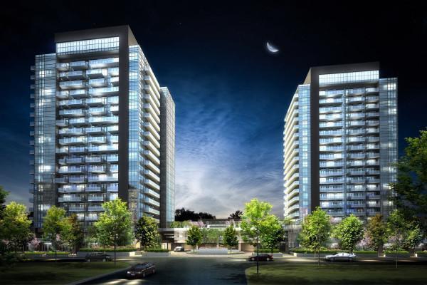 SkyCity Condominiums Richmond Hill by Pemberton Group and Graziani + Corazza Architects