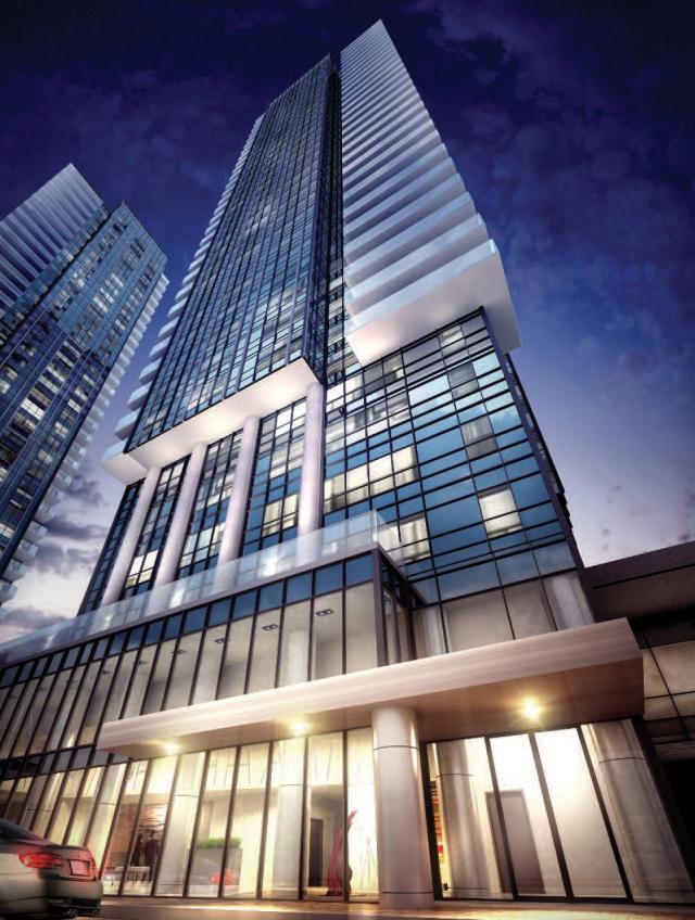 Avani at Metrogate Condos Toronto by Tridel and Graziani + Corazza Architects