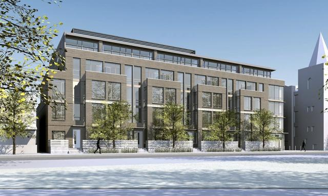 707 Lofts on Dovercourt, Toronto condos, by Enirox Group and Tact Architecture