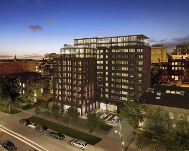400 Wellington Condos Toronto by The Sorbara Group and SMV Architects