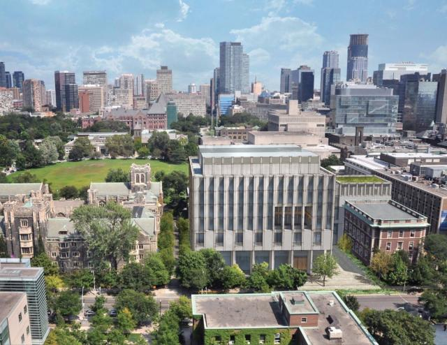 U of T: Centre for Engineering Innovation and Entrepreneurship, image courtesy of the U of T