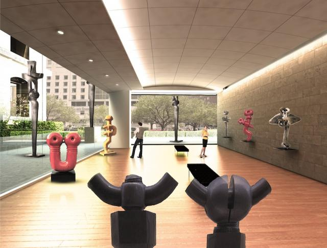 Hennick Family Wellness Centre, image by BBB Architects, courtesy of Mount Sinai Hospital